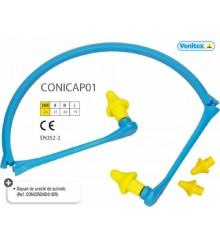 CONICAP01 Antifoane interne cu arc