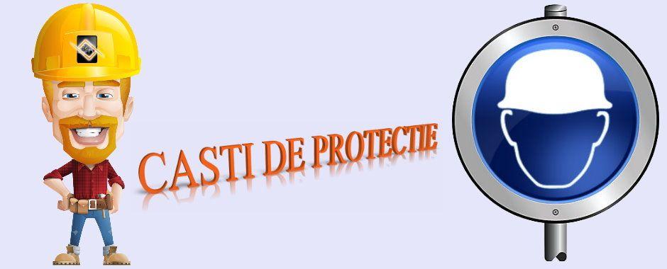 CASTI DE PROTECTIE