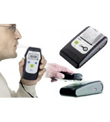 DRÄGER set Alcooltest 6810 şi Mobile Printer