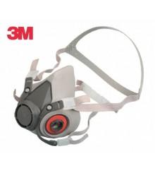 3M 6200 Semimasca cu 2 filtre schimbabile