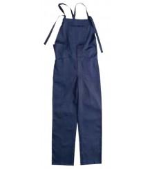 Pantaloni cu pieptar 101P (Bleumarin)