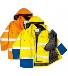 Jachetă 3-în-1 137/610 (Galben/Albastru)