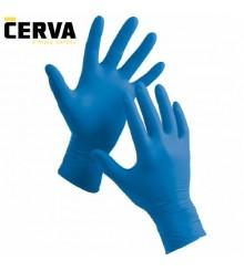 SPOONBILL - NITRIL BLUE nepudrate